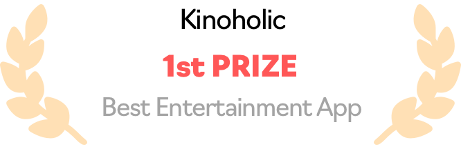 Kinoholic - Best Entertainment App