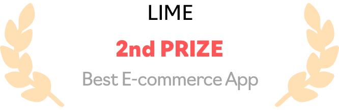LIME - Best E-commerce App