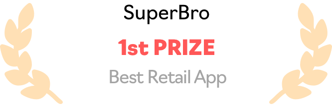 SuperBro - Best Retail App