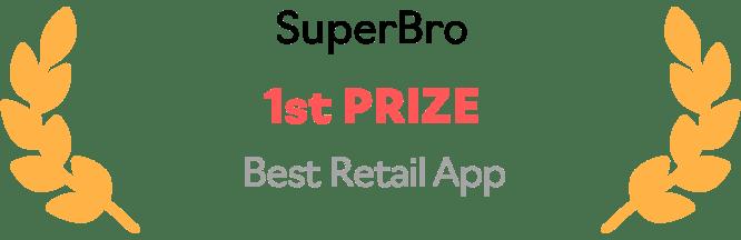 SuperBro - Best Retail App