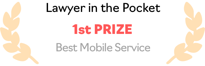 Lawyer in the Pocket - Best Mobile Service