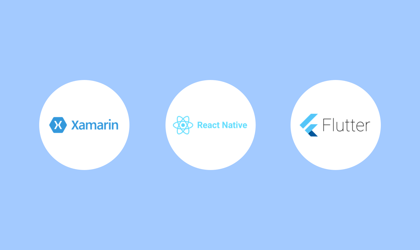 Xamarin, React Native и Flutter