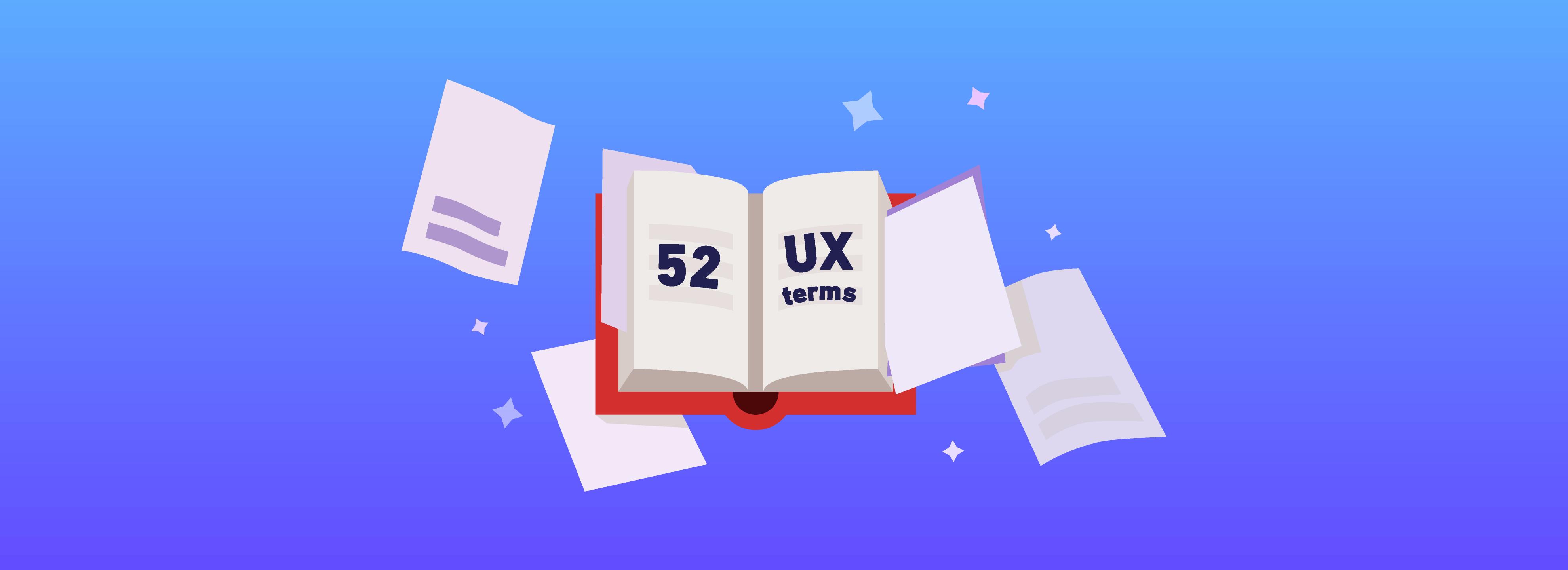 52 термина изобласти UX-исследований, фотография 1