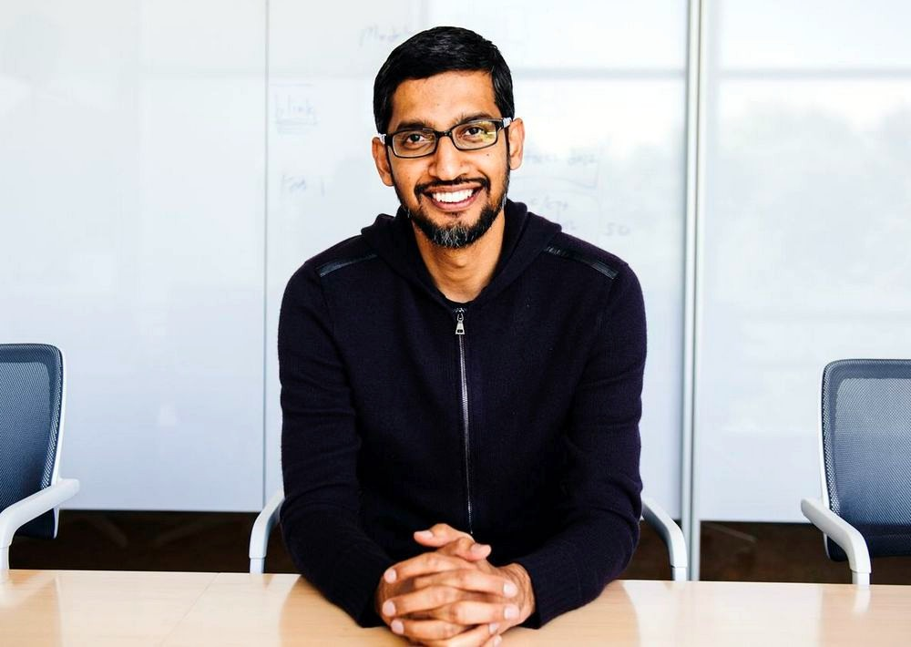 Unknown Android. Chapter 2: Sundar Pichai, photo 1