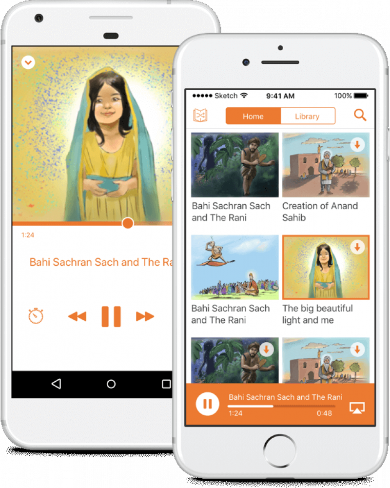 Sikhnet Audio Stories for Kids, фотография 3