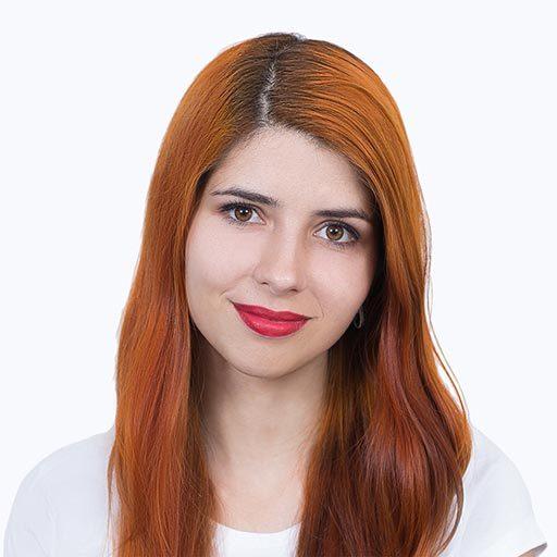 Екатерина Якимова, фотография